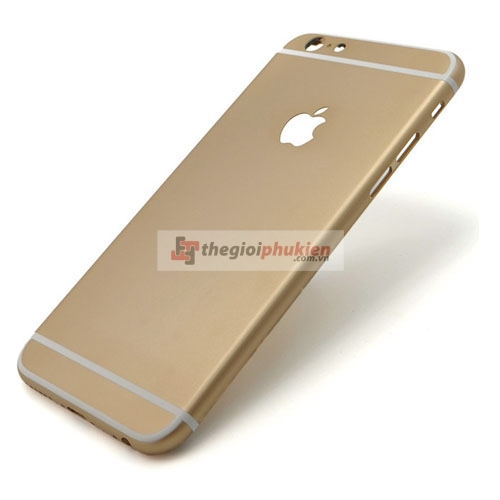 Vỏ iPhone 6 gold - silver - gray